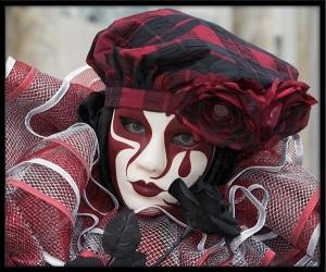 lady-with-black-rose-stefan-nielsen
